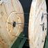 Tiges et bobines de bois